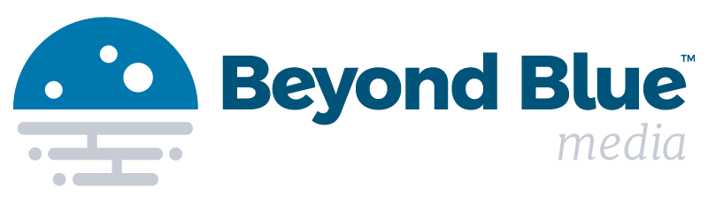 beyond blue media logo